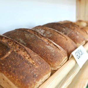 Gorski pirin kruh Art Bread
