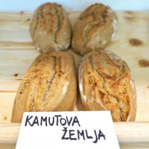Kamutova žemlja Art Bread