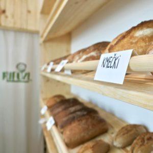 Ponudba kruha Art Bread v Rifuzlu